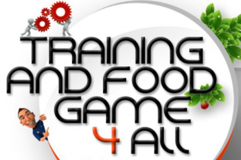 training and food 470x313