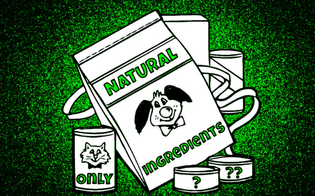 pet food naturale
