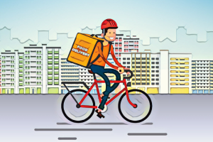 food delivery boom 300x200