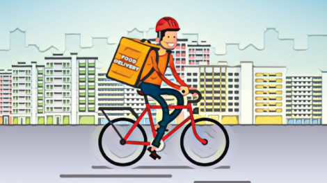 food delivery boom 470x264
